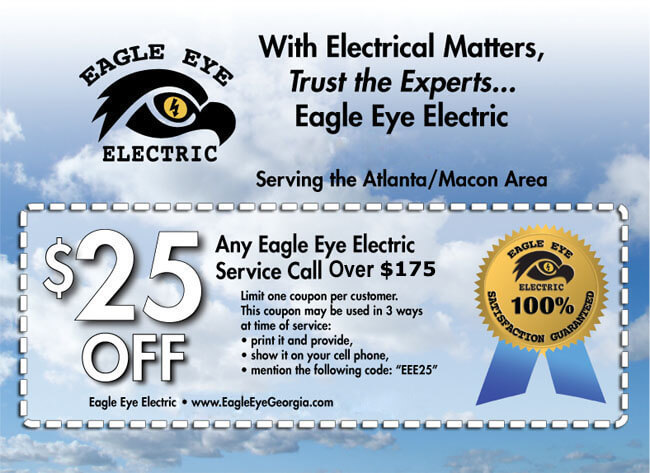 Welcome to Georgia Electrical Contractor - Eagle Eye Electric